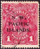 NEW GUINEA 1915 KGV1d Carmine-RedSG67bFU - Papua New Guinea