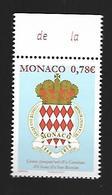 Monaco 2018 - Yv N° 3140 ** - 150 ème Anniversaire Du  Comité Des Fêtes De La Saint-Roman - Neufs