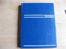 Nederland Postfris Guldens In Blauw Album 16 Blz Vol Zie Scan's - Collezioni (in Album)