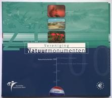 COFFRET BU - PAYS-BAS - 2000 - 1cts à 2€ (8 Pièces) - Nederland