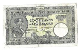 100 Fr - 05.05.30 - [ 2] 1831-... : Belgian Kingdom
