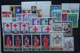 BELGIE 1958    Van  Nr. 1076  Tot 1108     Postfris **    CW  70,00 - Belgique