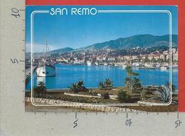 CARTOLINA VG ITALIA - SAN REMO - SANREMO (IM) - Il Porto - 10 X 15 - 1985 - San Remo