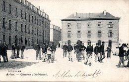BELGIQUE  -  Caserne D'Arlon - Militaria
