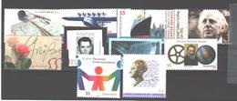 Germany MNH  10 Stamps X 0.55 - [7] République Fédérale