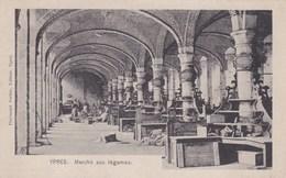 CP Belgique Flandre Occidentale Ypres Iepper Marché Aux Légumes - Ieper