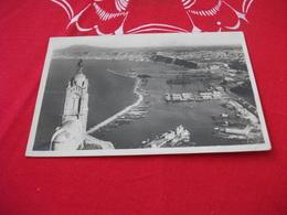 STORIA POSTALE FRANCOBOLLO ALGERIA POSTA AEREA  ORAN SANTA CRUZ PORTO NAVE SHIP - Oran