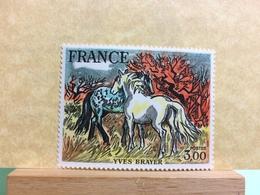 France (Yves Brayer Oeuvre D'art) 1978 - Neuf (Y&T N°2026)  - Coté1,80€ - France