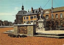Blégny-Trembleur - Monument Aux Morts, Poste Et Maison Communale - Blégny