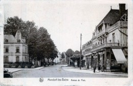 Luxembourg - Mondorf-les-Bains - Avenue Du Parc - Mondorf-les-Bains