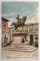 41 Bologna - Monumento A Vittorio Emanuele - Bologna