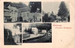 Luxembourg - Lasauvage ( Postamt Rodingen ) - 1899 - Cartes Postales