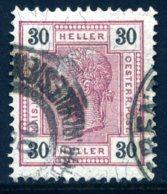 Mi. 127 C (K 13:13 1/2) Gestempelt - 1850-1918 Empire