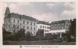 Luxembourg - Diekirch -  Hôtel Des Ardennes - Le Jardin - Diekirch