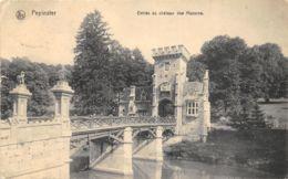 Pépinster - Entrée Du Château Des Mazures - Pepinster