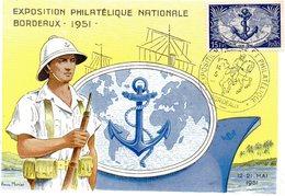 Bordeaux  1951  Exposition - 1950-59