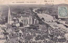 89 Auxerre, Vue Générale - Auxerre