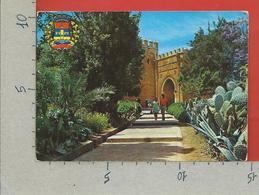 CARTOLINA VG MAROCCO - RABAT - Armoiries De La Ville - 10 X 15 - 1973 TASSATA - Rabat
