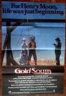 AFF CINE ORIG EN ROUTE VERS LE SUD GOIN' SOUTH Orig US Poster/1978/Jack Nicholson 120X80 - Manifesti & Poster