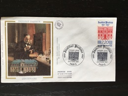 Institut  Louis Pasteur Paris 1987 - Louis Pasteur