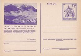 Oostenrijk - Postkarte - Lernt Österreich Kennen! - 6344 Walchsee, Am Kaisergebirge - Ongebruikt - M P451 147.Auflage/26 - Ganzsachen