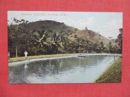 Reservoir Jolly Hill    St Croix  Virgin Islands, D.W.I.   Ref 3769 - Virgin Islands, US
