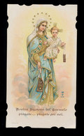 NOSTRA SIGNORA DEL CARMELO 1898 - Devotion Images