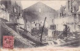 NANCY THEATRE MUNICIPAL INCENDIE LE 4 OCTOBRE 1906 (dil304) - Nancy