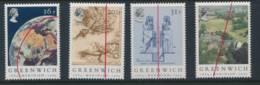 GB, 1984  Set, SG 1254 - 1257, Unmounted Mint - 1952-.... (Elizabeth II)