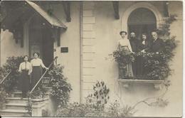 D 65   VILLA MIREILLE   Docteur Foucade  1912  CARTE PHOTO - Non Classificati
