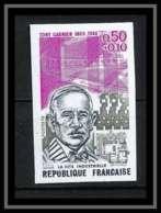 France N°1769 Tony Garnier Architecte Architect Non Dentelé ** MNH (Imperforate) - Imperforates