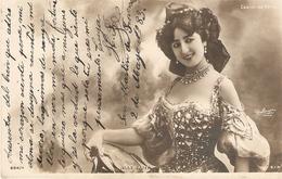 ". Erotis,smiling Lady. Casino De Paris"" Nice Vintage French Postcard - Mujeres"