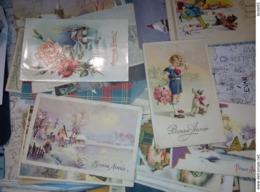 50 Cartes Bonne Annee - Postcards