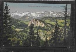 AK 0383  Semmering - Semmeringbahn Und Raxalpe / Verlag Frank Um 1925 - Semmering
