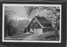 """AK 0384  Kreuzberg - Pension """" Raxhaus """" Zur Schönen Aussicht / Verlag Ledermann Um 1953 - Semmering"""
