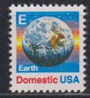 USA 1988 Earth / Domestic 1v ** Mnh (45416B) - Nuovi