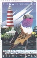 Cuba YV 5565 MNH 2017 Colibri Et Phare - Colibris