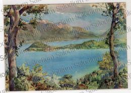 BELLAGIO - Artistica Illustratore Lago Di Como - Como