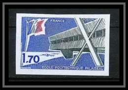 France N°1936 Ecole Polytechnique De Palaiseau School Non Dentelé ** MNH (Imperforate) - Imperforates