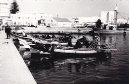 Old Real Original Photo - Tunisia - Sousse - Harbor Boats Church - Shot 1966 12.8x8.3 Cm - Places