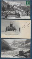 CHAMONIX - 8 Cartes - Chamonix-Mont-Blanc