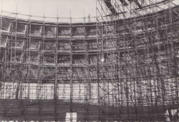 Old Real Original Photo - Tunisia - Construction Site - Shot 1966 12.4x8.3 Cm - Places