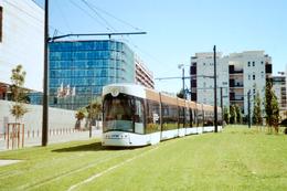 Marseille (13 - France)  Tramway De Marseille - 29 Août 2011 - Ligne T1 – Terminus : Les Caillols - Les Caillols, La Valentine