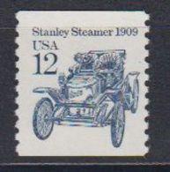 USA 1985 Stanley Steamer 1909 1v ** Mnh (45419) - United States