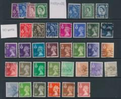 GB, Northern Ireland, 1958-80s Regional Stamp Collection Used - Noord-Ierland