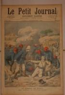 Le Petit Journal. 3 Septembre 1894.Le Combat De S'NAPA. Braconnage Dans Les Environs De Paris.Carte De Corée. - Livres, BD, Revues