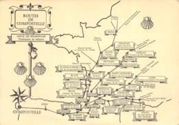 Les Chemins De Compostelle - Andere