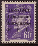-France Libération Annemasse  1** - Liberazione