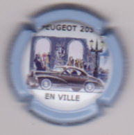 Capsule Champagne DOURY Philippe ( 86e ; Peugeot 203 En Ville ) {S51-19} - Champagne