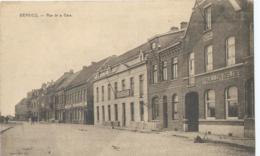 Wervik - Wervicq - Rue De La Gare - Hôtel Pavillon Belge - Wervik